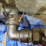 Герметизация скреплений и стыков сантехнического оборудования, различных узлов и соединений. герметик вго-1