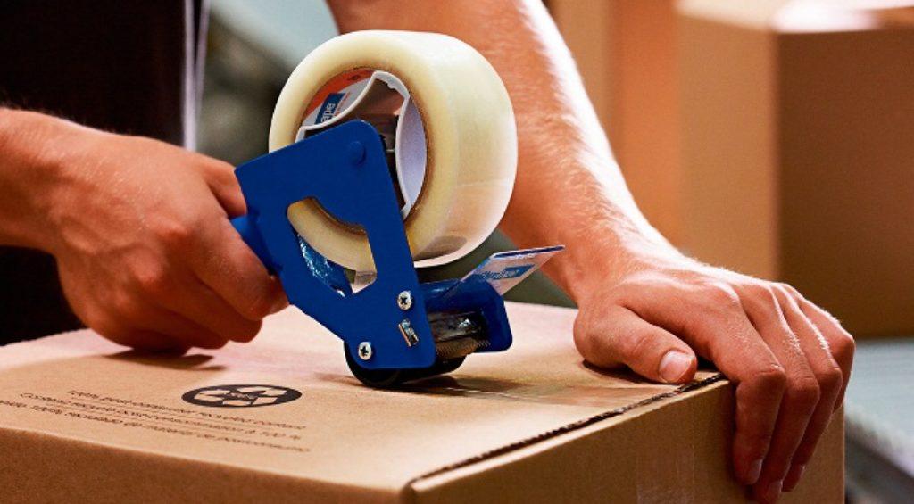 Устройство и комплектация диспенсера для клейкой ленты