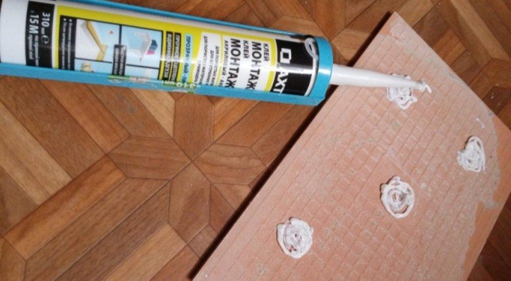 жидкие гвозди для керамической плитки
