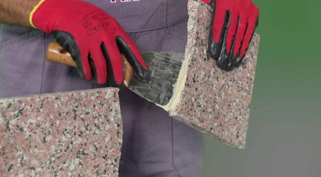 клей для гранита для наружных работ морозостойкий