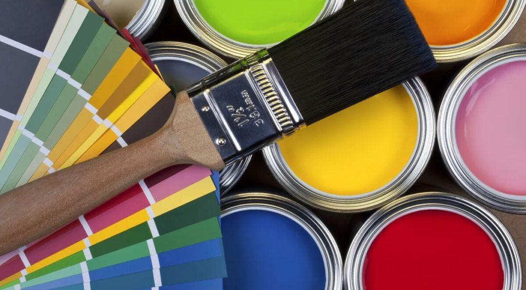 Основные виды колеров для краски